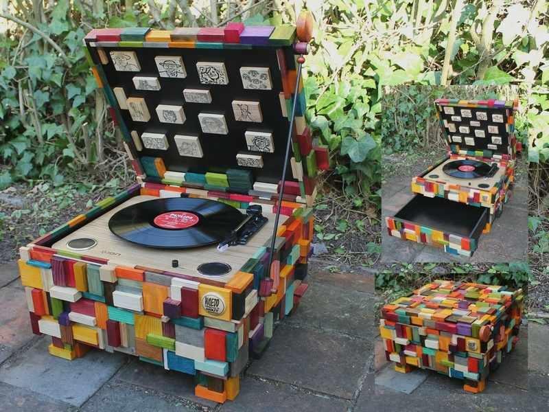Pickup-meubel