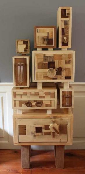 Modern kabinet